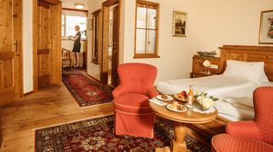 Double rooms featuring traditional style