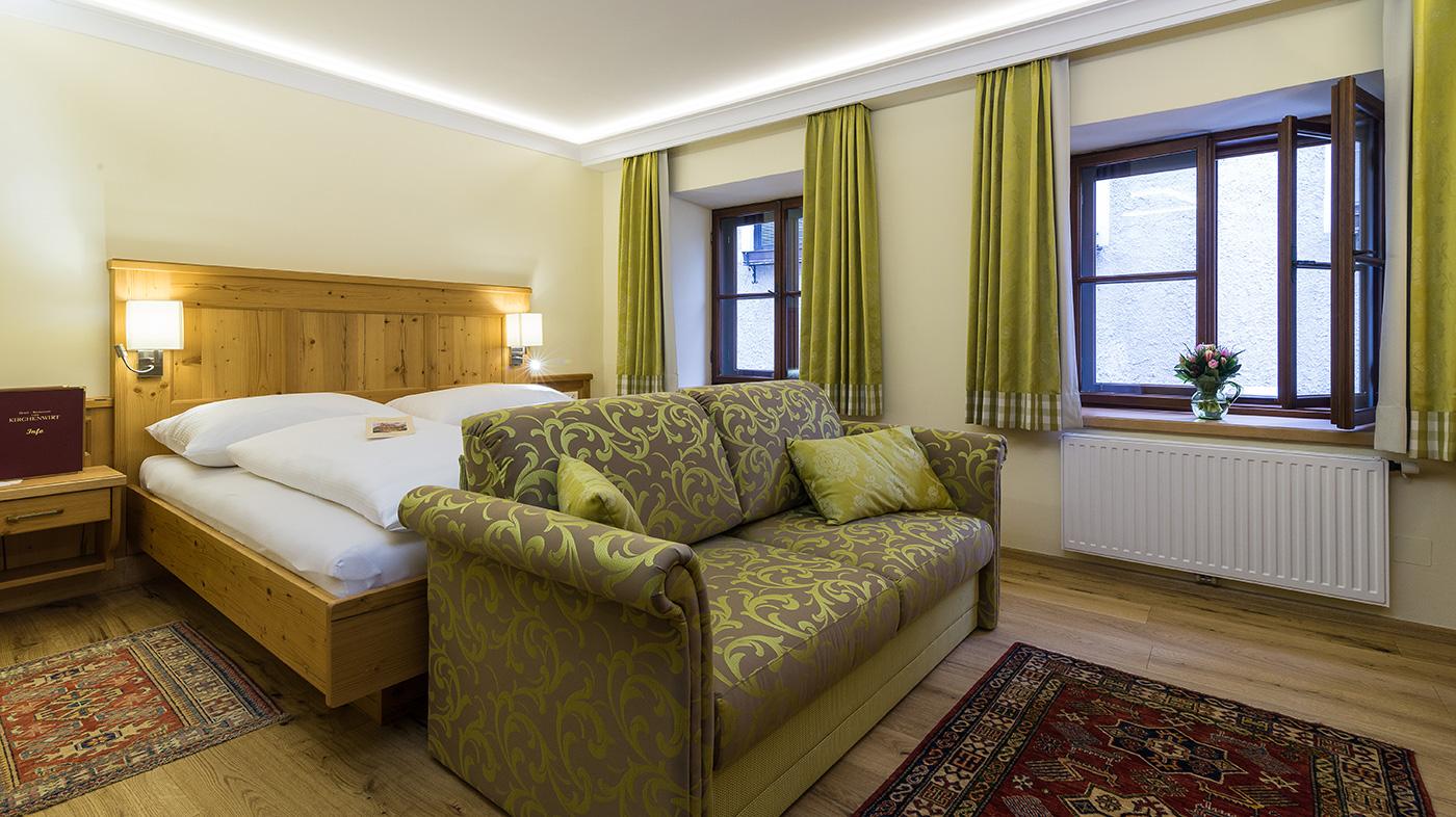 Zimmer   Hotel-Restaurant Kirchenwirt Wachau
